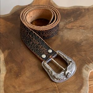 Distressed Lucky Belt - Excellent Condition